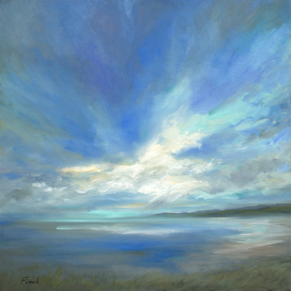 Coastal Sky IV