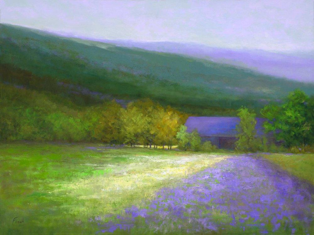 Purple Barn Half Moon Bay