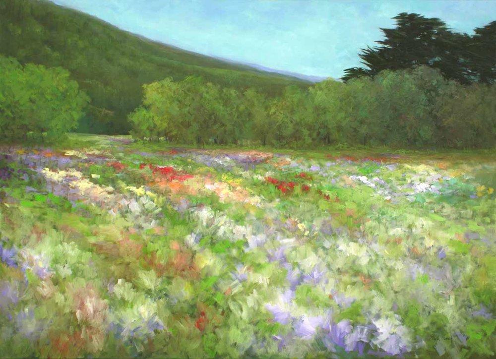 The Flowers of Half Moon Bay