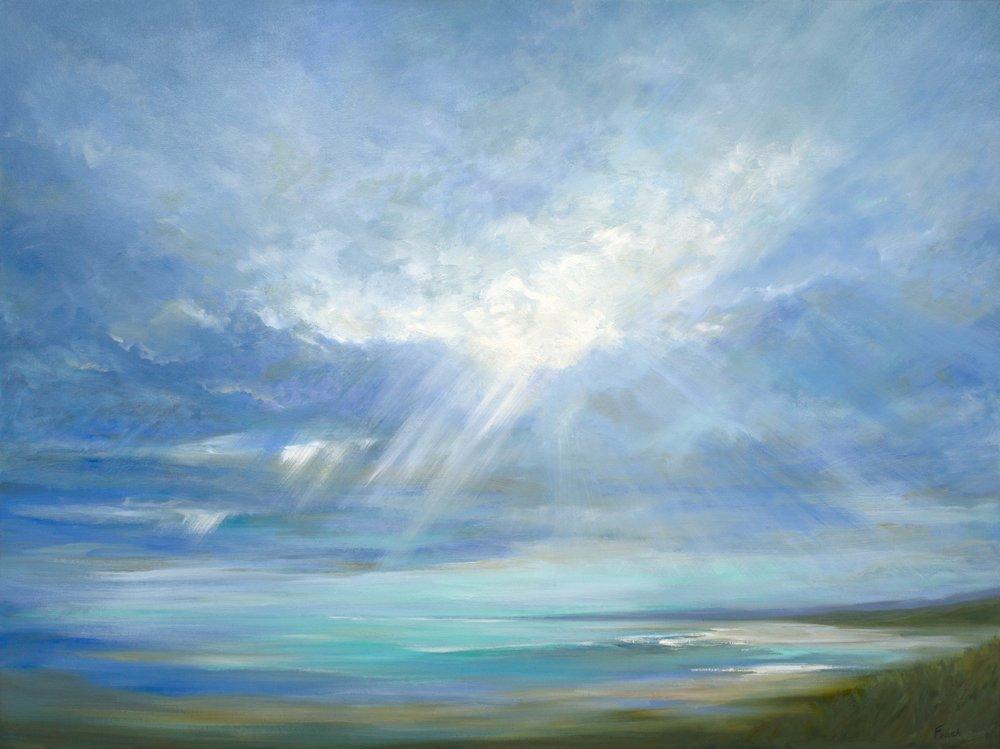 Heavenly Light XVI