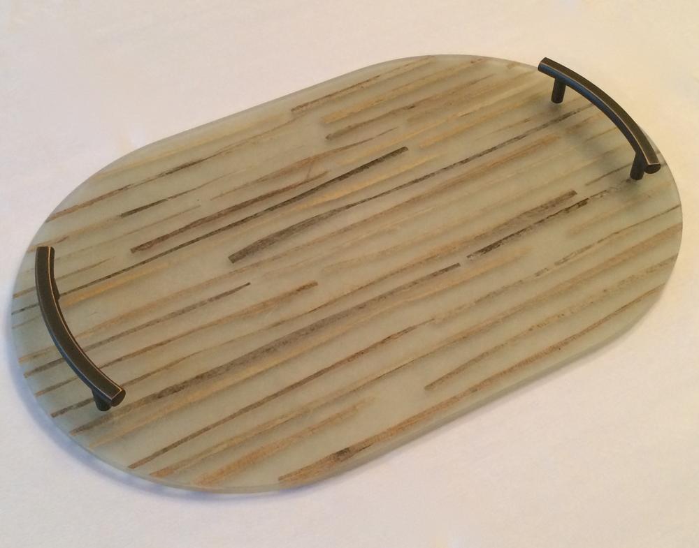 Bamboo Decorative Tray