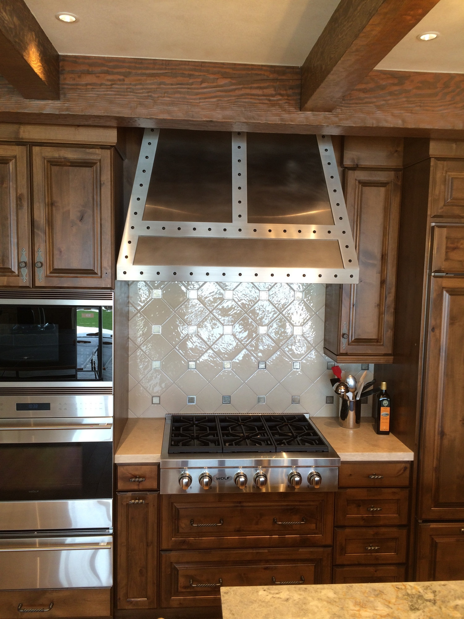 kitchen hood vents — vance-oubre'