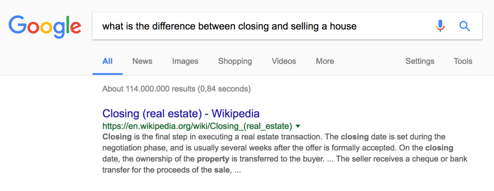 When I came across a term or phrase I wasn't familiar with, I googled it and confirmed my understanding with an actual real estate agent later.