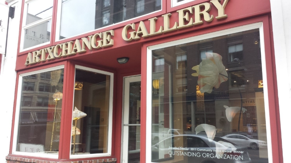 Art Xchange Gallery, Pioneer Square. Credit: Lisa Myers Bulmash