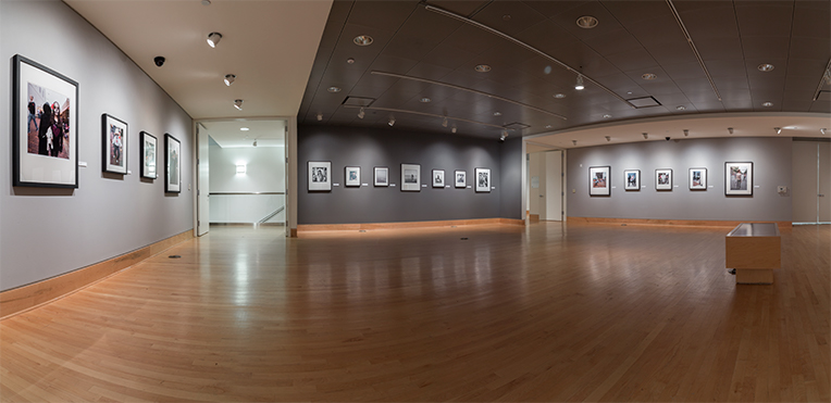 Reavley Gallery at Cole Art Center. Photo credit: SFASU School of Art