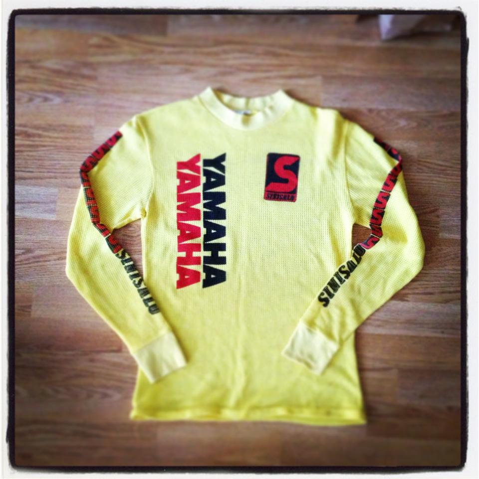 Vintage Sinisalo Race Top