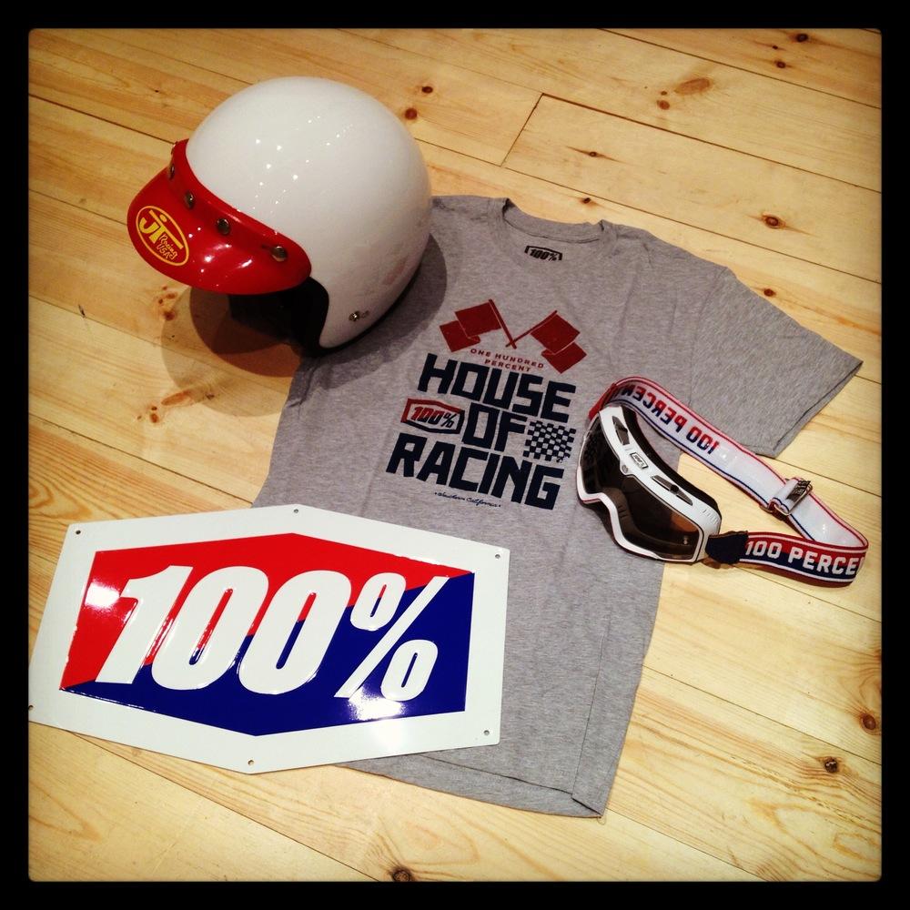 100& Racing