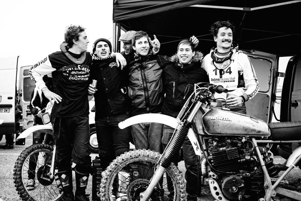 The Doggystyle Moto Crew know how to have a good time!