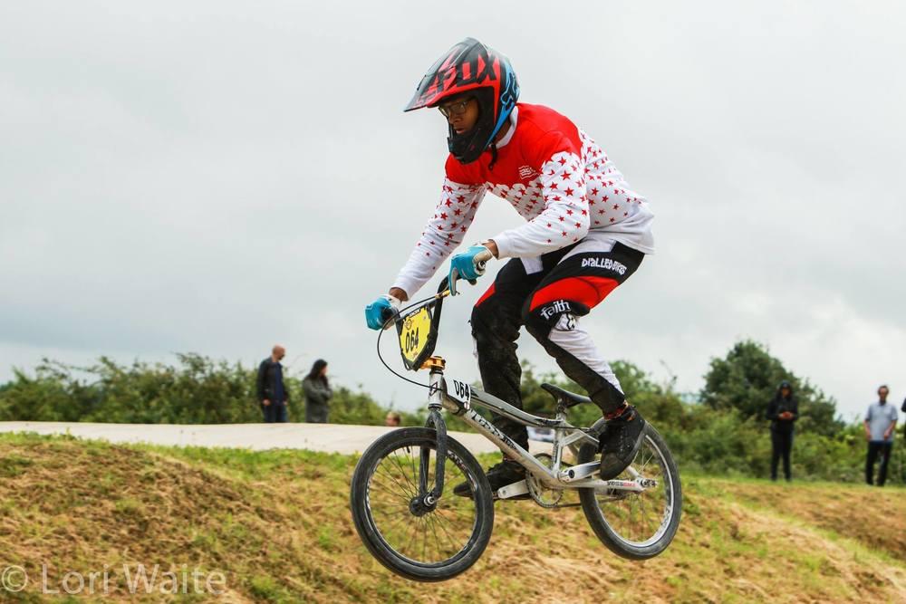 Denny Williams, Peckham BMX