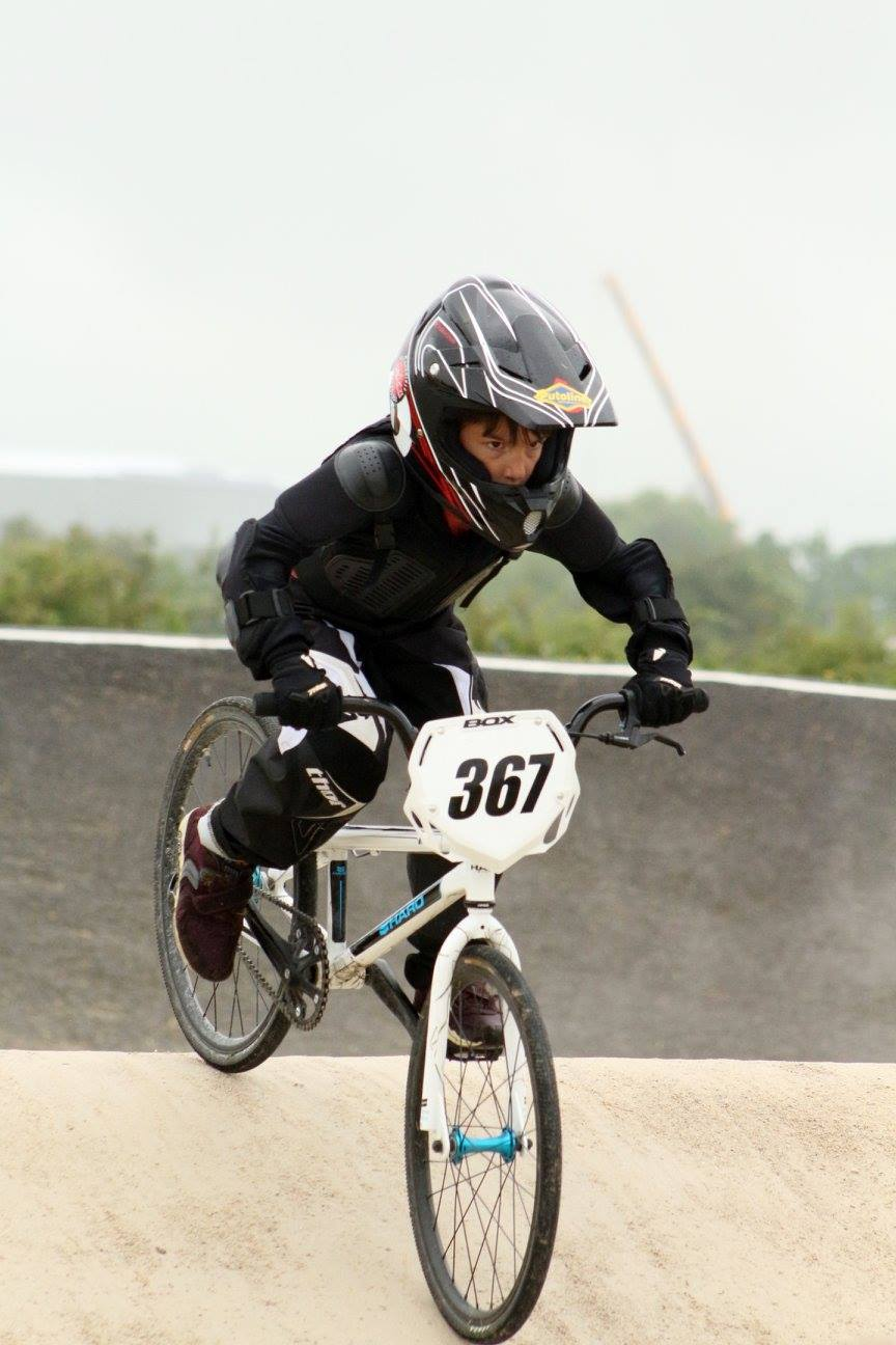 Ethan, Hammersith BMX Club