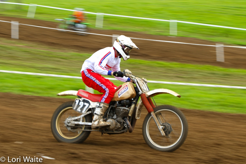 PAUL KIRBY, Vets MXDN 2015