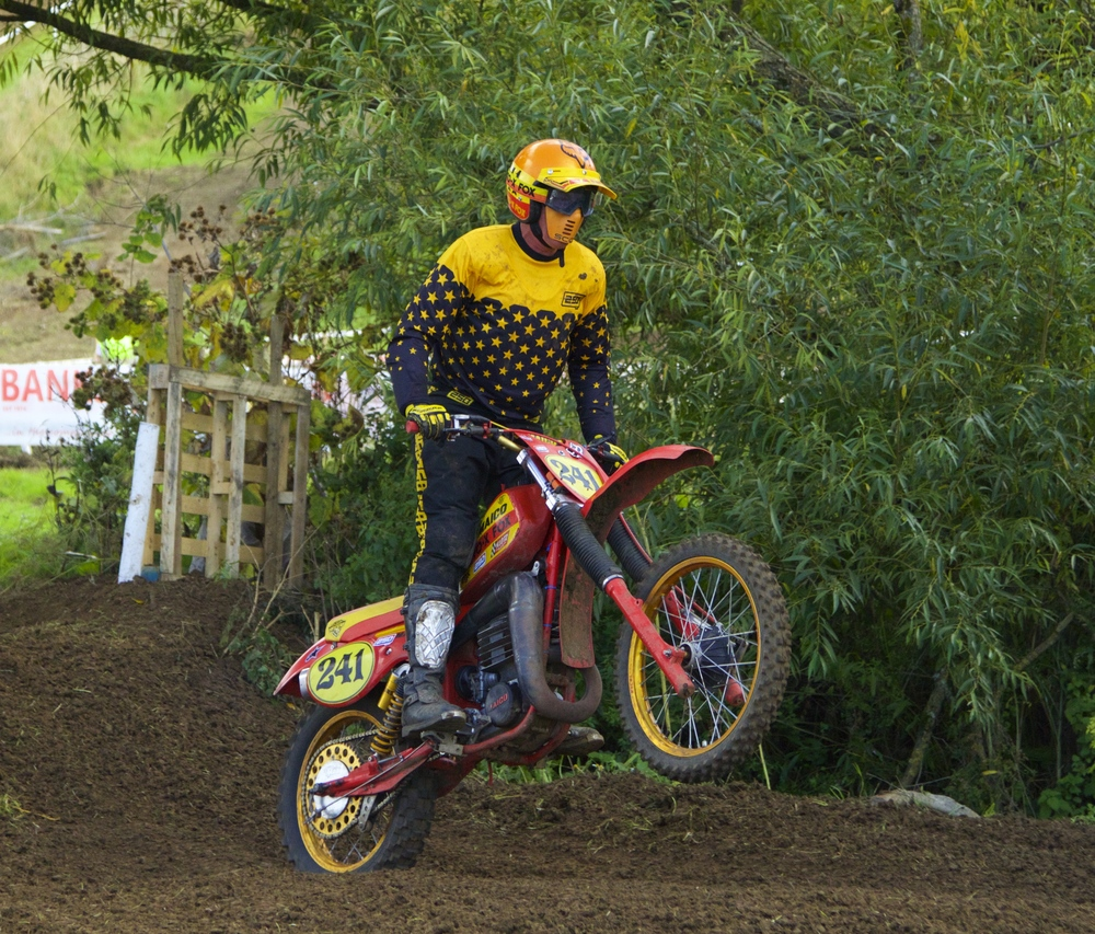 IAN PROUDFOOT, Vets MXDN, 2015