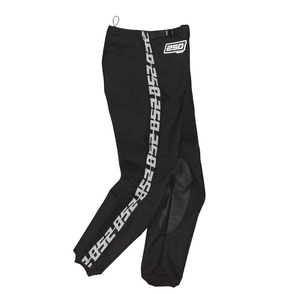 250LONDON Black White Pants