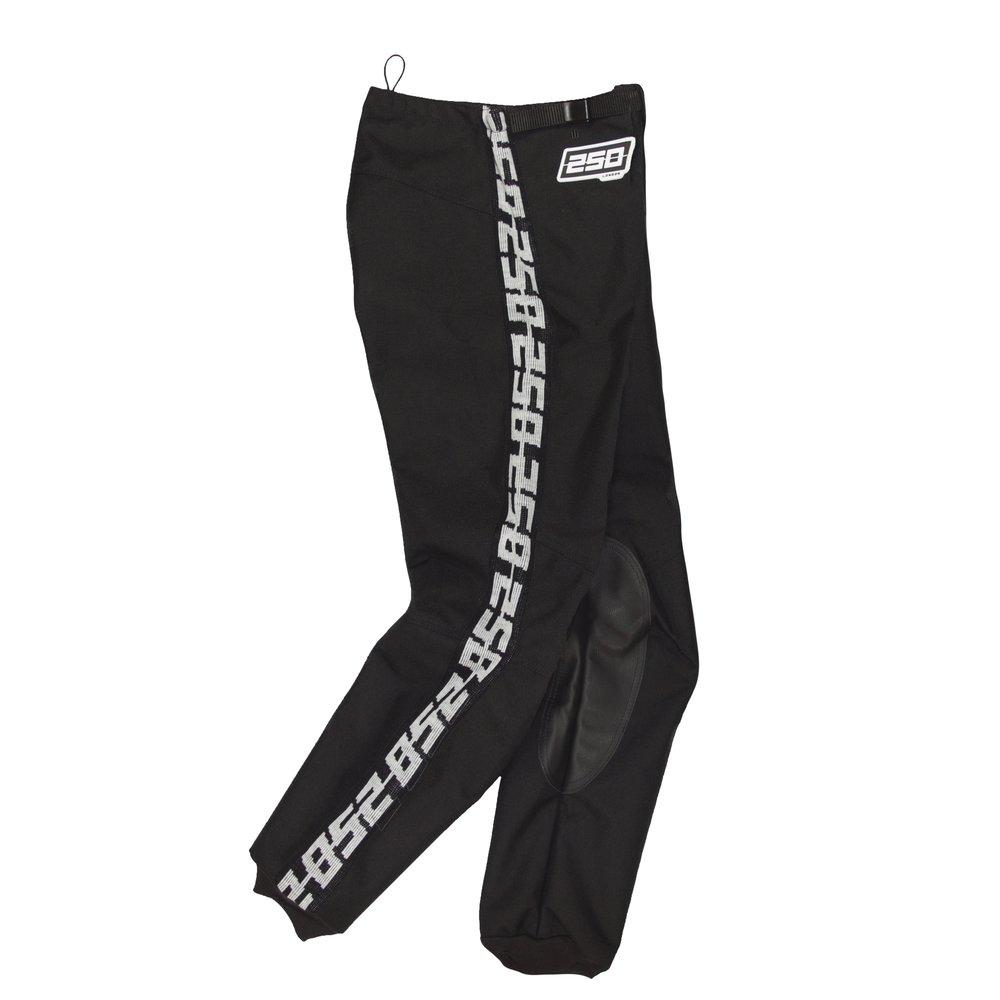 250LONDON CLASSIC BLACK/WHITE PANTS