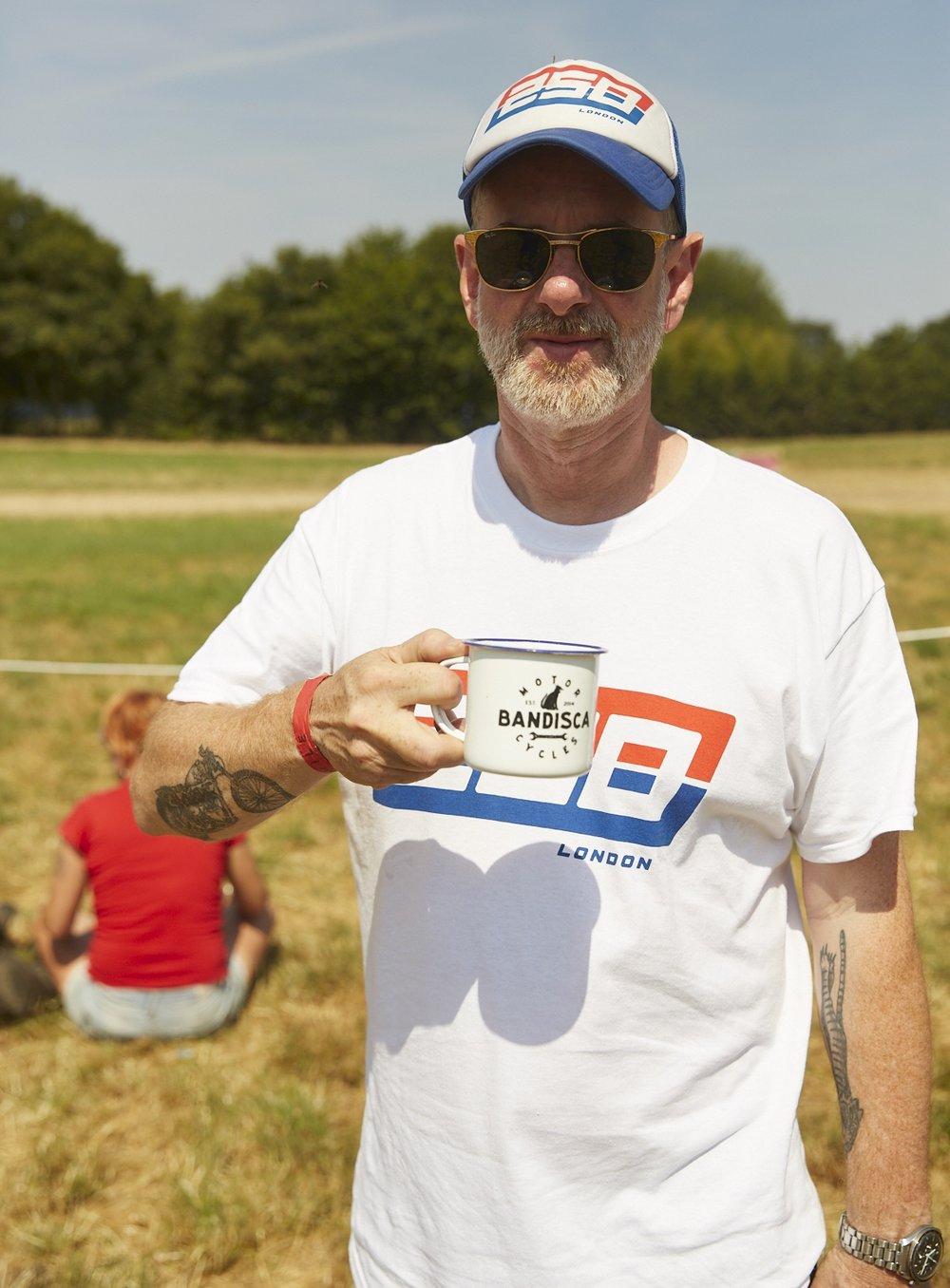 Cheers Tony! Image: Marek Puc