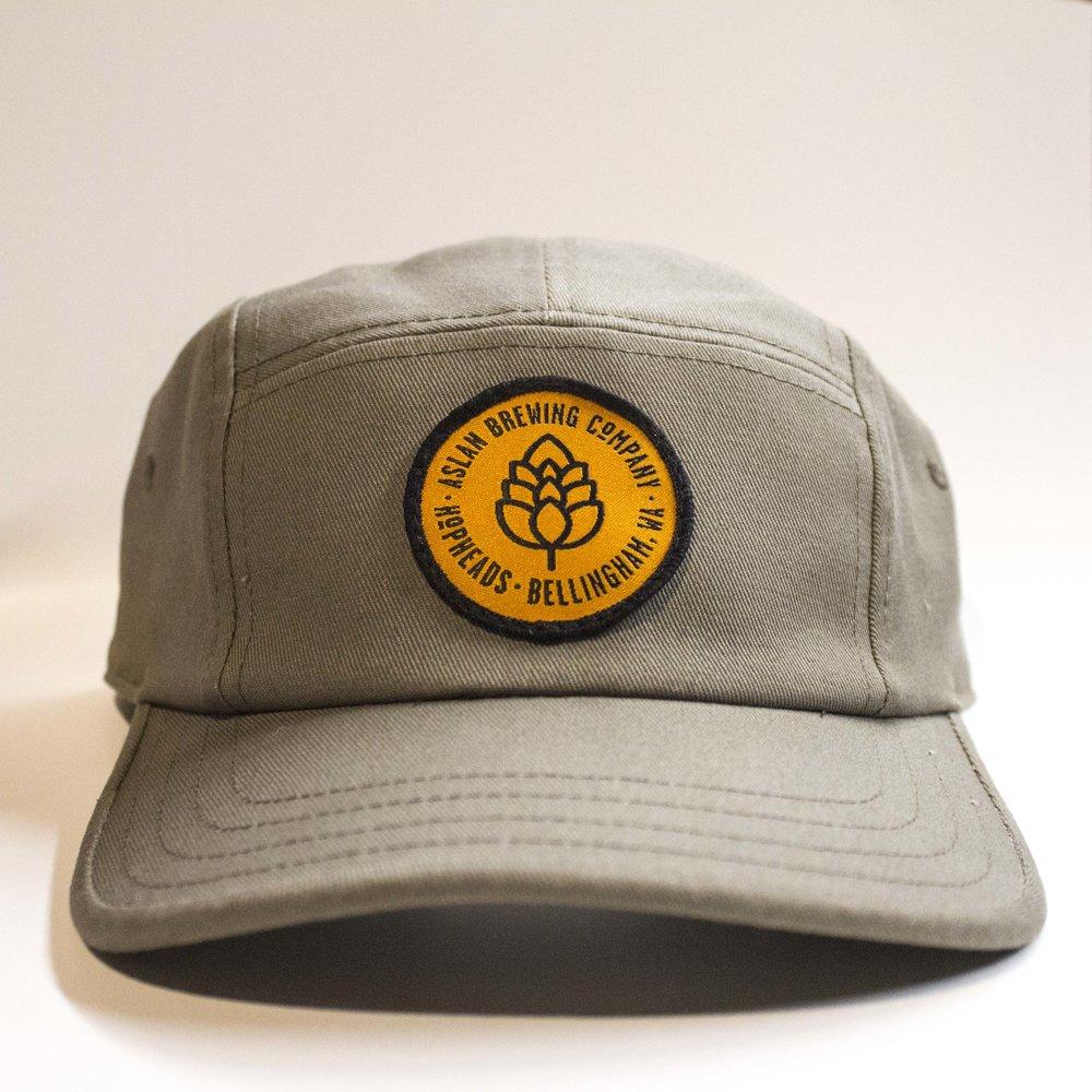 Aslan x Coal 5 Panel Hat — Aslan Brewing Co. b3717741c72
