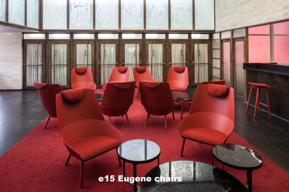 e15 Eugene chairs