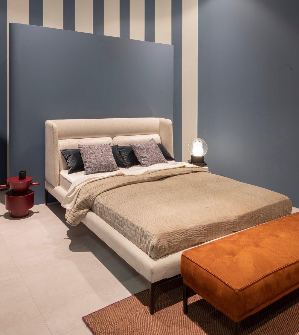 Joyce Niche bed by Soda Designers