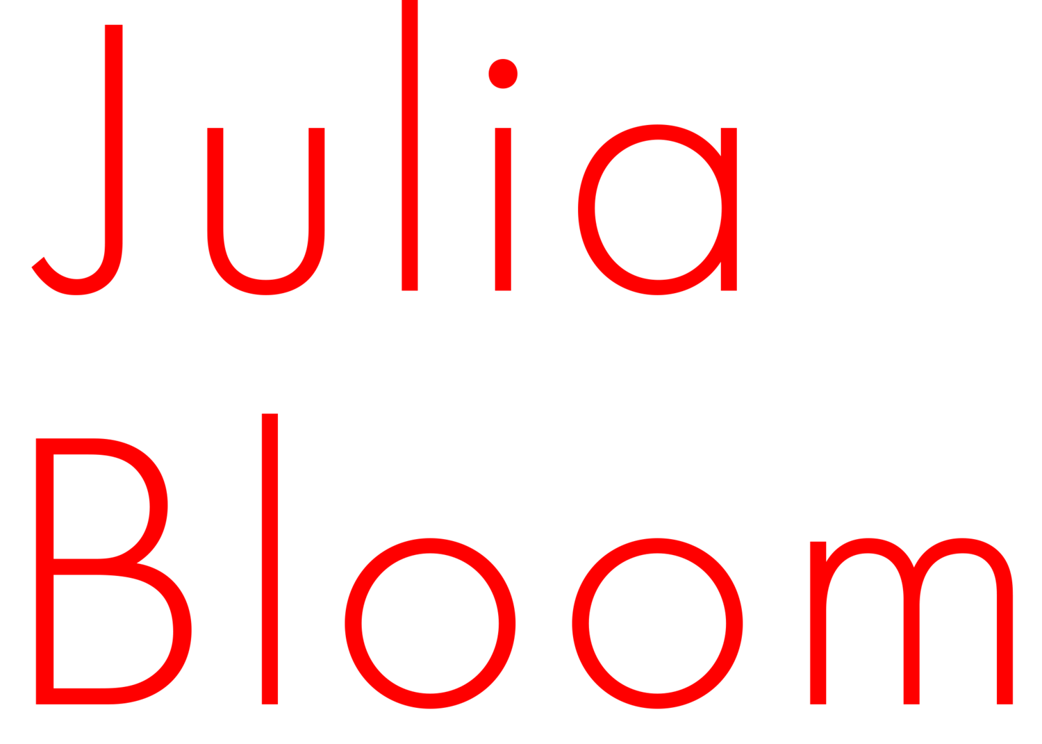 Julia Bloom