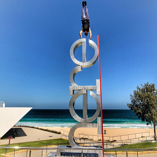 Be here now. Finding balance in the moment. Powered by being postive in movement @pimovementninja and love from the sun in Perth 🇦🇺 @sunwarriortribe. #pimovementninja #sunwarriortribe #motivation #positiveinmovement #beherenow #ninjaflow #perth #australia #ninja