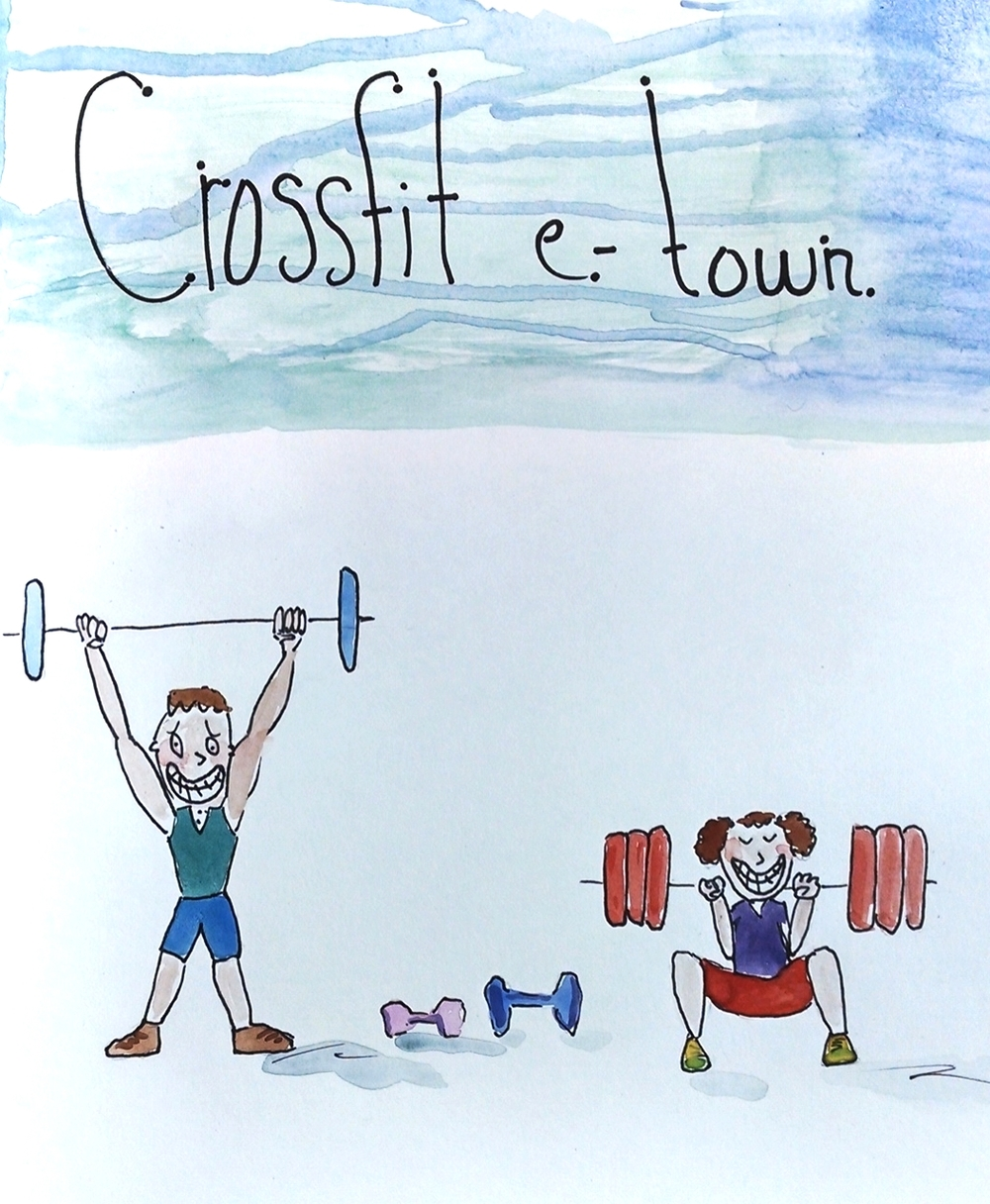 Crossfit e-town