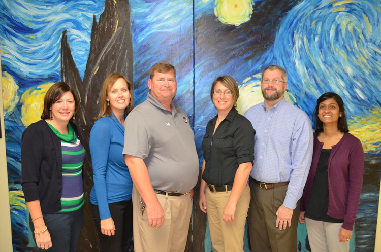 2014-15 First Quarter Winners: Mary Kate Doyle, Wendy Orloff, Jeff Wirtz, Karen Persinger, Kris Frees, Sanskruti Patel