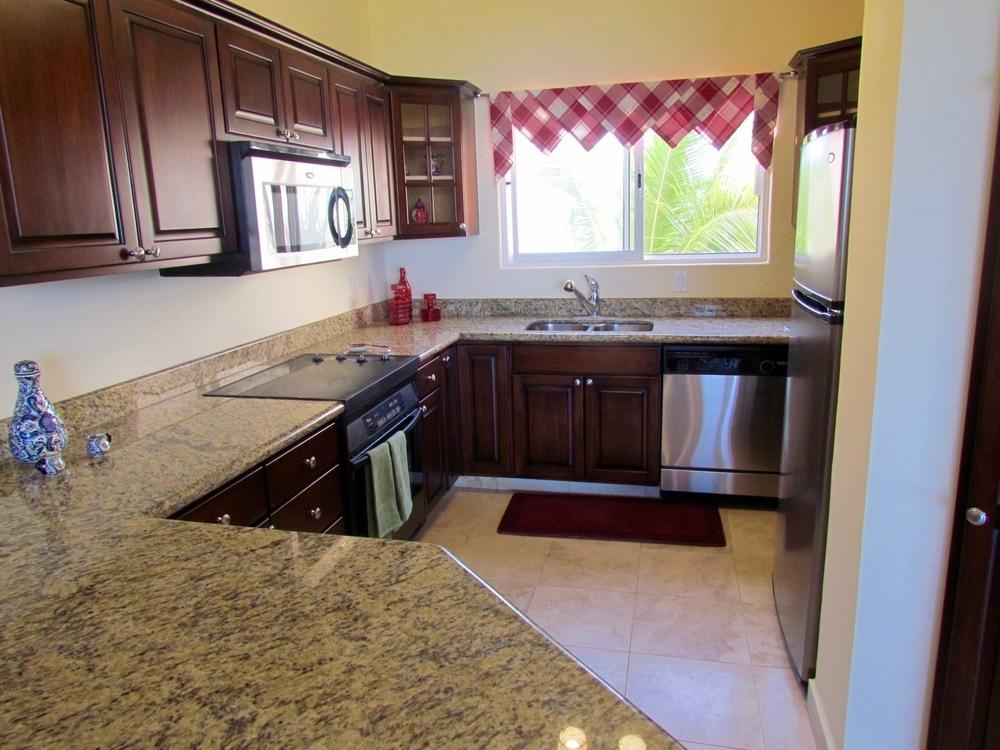 Modern, Updated Kitchen