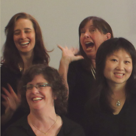 Fun People. Serious Singing.