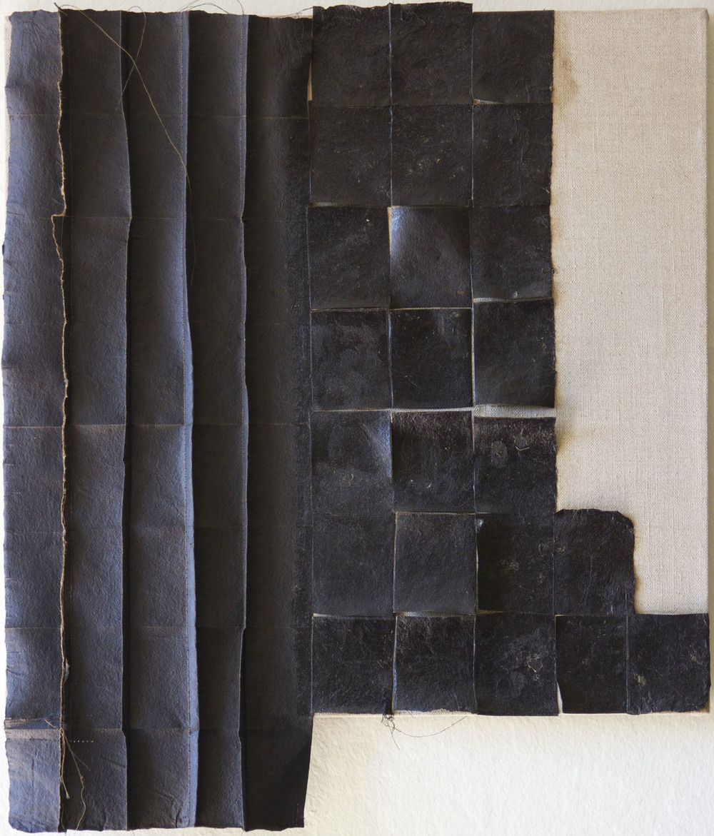 Untitled (black grid)