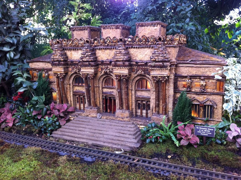 The Holiday Train Show At The New York Botanical Garden In The Bronx Is The  Perfect Christmas Activity For Everyone   For Kids Who Will Love The Model  ...