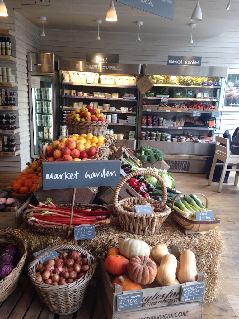 London Daylesford Organic In Notting Hill Annie Fitzsimmons