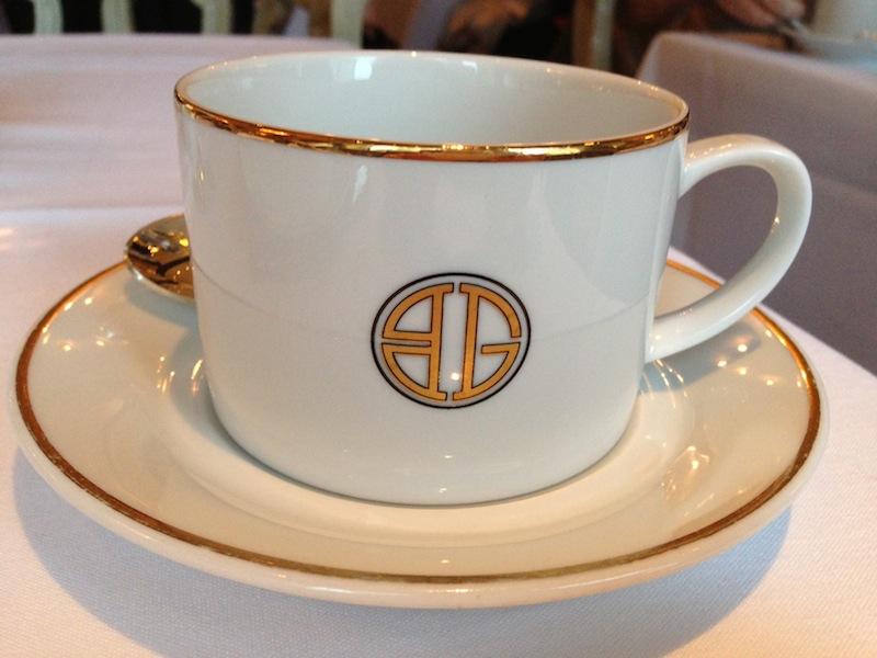 Afternoon Tea Bergdorf Goodman Annie Fitzsimmons