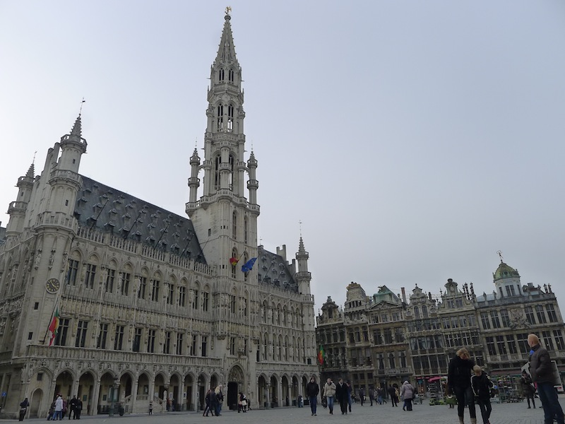 Brussels was surprisingly awesome