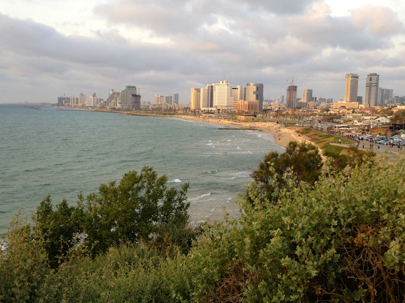 Tel Aviv - a fast-paced, cool, changing-by-the-minute city