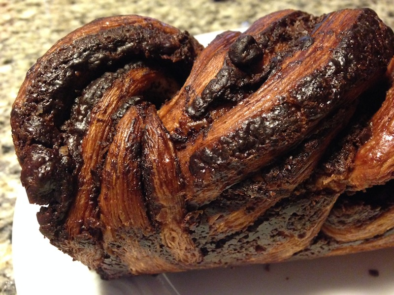 Spelt Flour Challah Dough Rolls & Chocolate Babka By Food ...