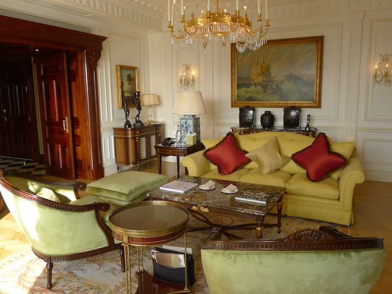 The Royal Suite At The Savoy Hotel London Annie Fitzsimmons