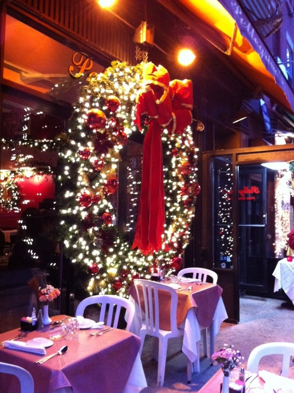 Little Christmas Italy.Christmas In Little Italy Annie Fitzsimmons