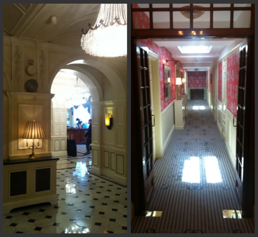 Snapshots From The Goring Hotel London Annie Fitzsimmons