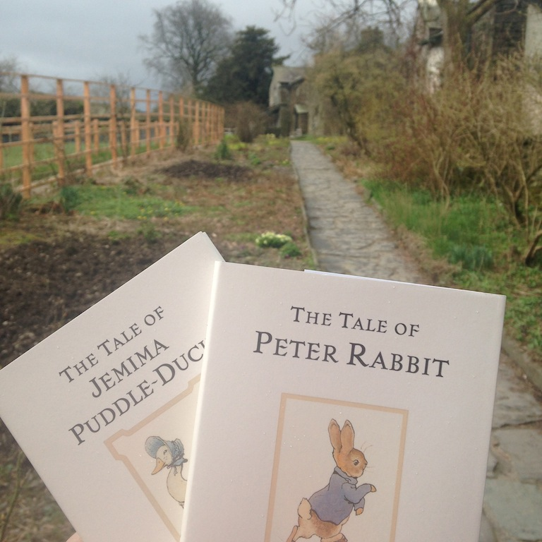 Beatrix Potter's farmhouse in England, Hill Top