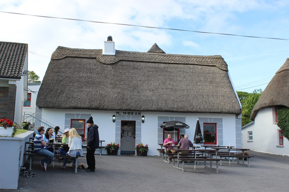 Morans Oyster Cottage, Ireland