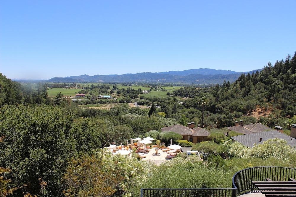 Auberge du Soleil - Napa Valley