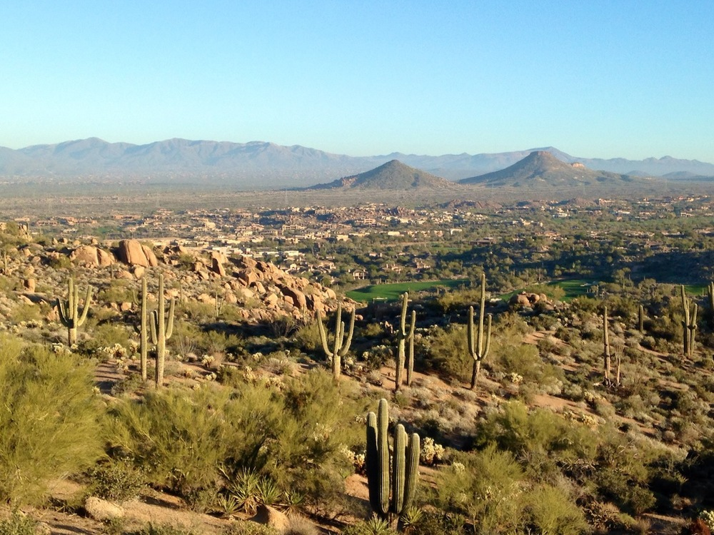 Pinnacle Peak Trail, Scottsdale, Arizona