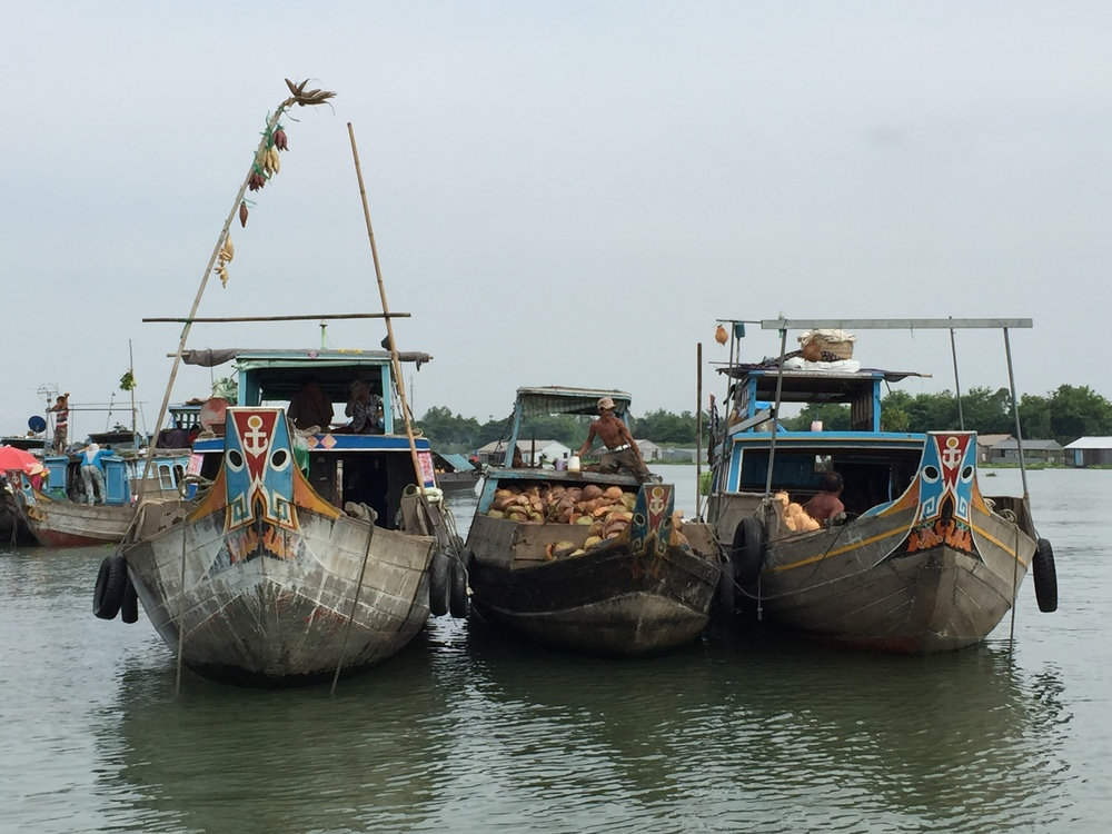 Cruising on the Aqua Mekong in Vietnam & Cambodia