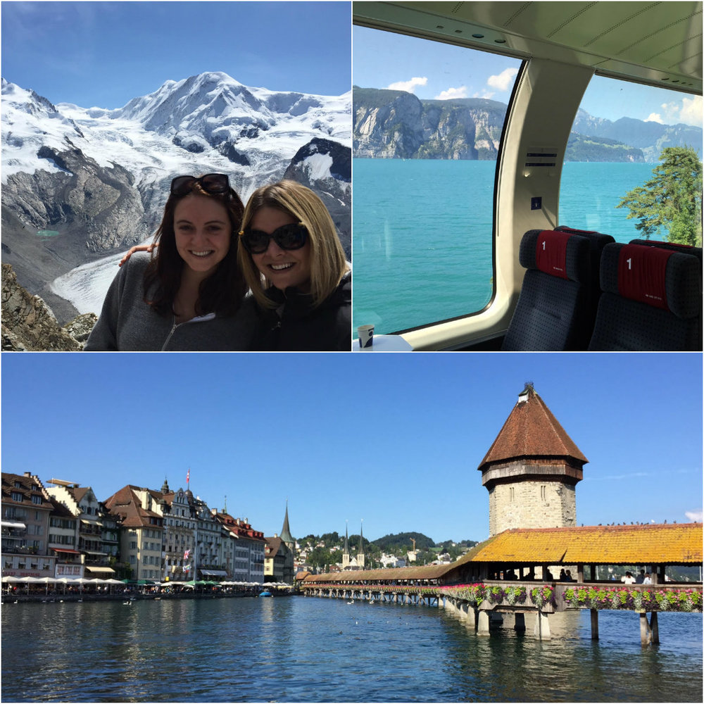 Back to Switzerland