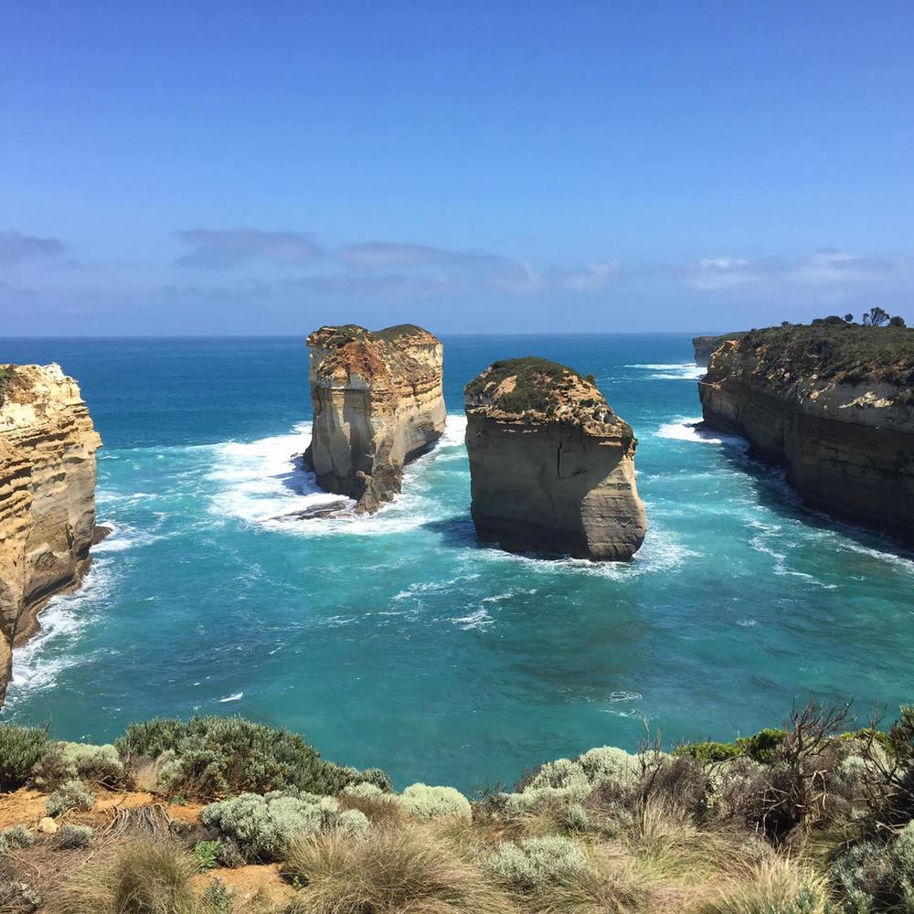 Victoria, Australia - 12 Apostles on the Great Ocean Road