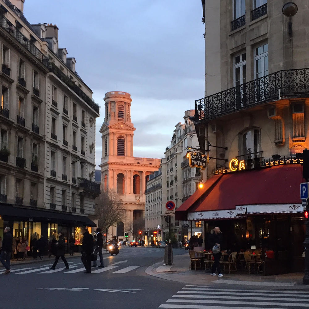 The most wonderful two days in Paris
