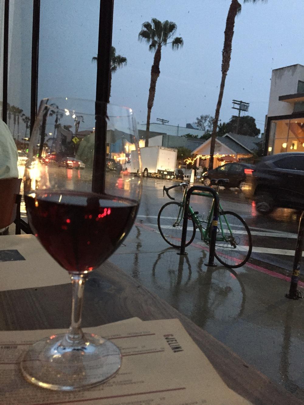 Finally tried Gjelina in Venice on a rainy night. Totally worth it.