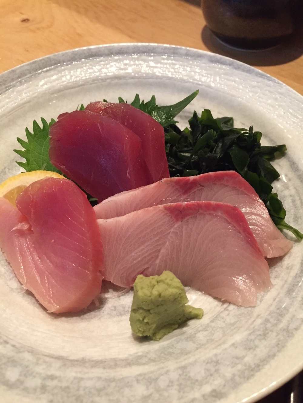 Sushi at Nishino