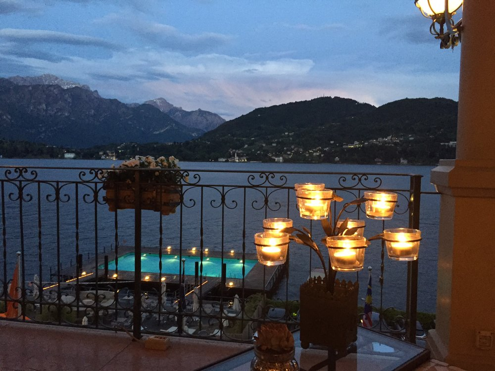 Grand Hotel Tremezzo - Lake Como, Italy
