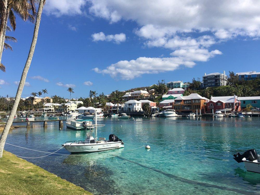 Flatt's Village, Bermuda